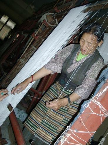 Tibetan weave Kathmandu HPIM0509.jpg